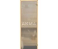 Дверь AKMA Стекло бесцветное матовое 700*1900, 6 мм