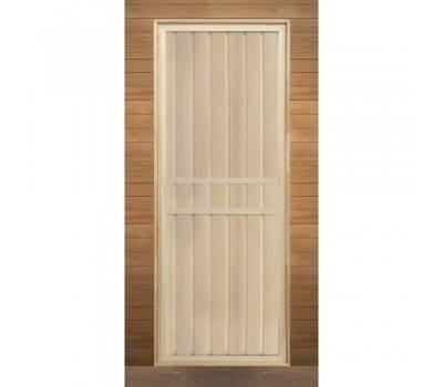Дверь глухая липа (кор.хвоя) 1900х700