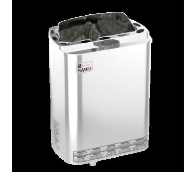 Печь банная Sawo Mini Combi MNC-36NS-Z (под выносной блок управления, с парогенератором, 3.6 кВт)