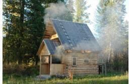 Устройство дымохода в бане для дровяной печи. Читать всем!