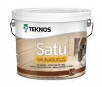 Защитный состав  Satu-Saunasuoja для стен 2,7 л