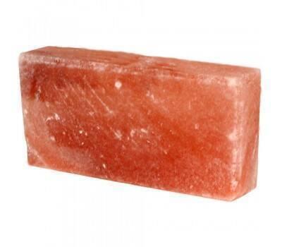 Соль Гималайская Плитка 20x10x2,5 см гладкая