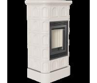 Печь-камин Kratki Blanka stove 8 (крем)